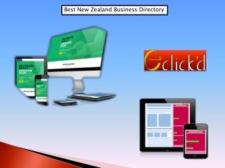Best New Zealand Business Directory