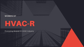 Women in HVAC-R Industry – Coyne College