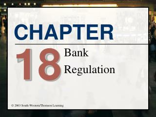 Bank Regulation