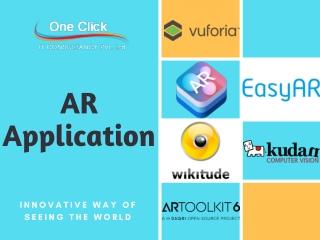 AR application