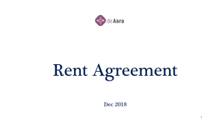Business Rental Agreement | Rental Agreement Clauses