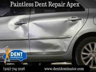 Leading Paintless Dent Repair Company in Apex NC