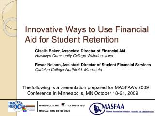 Innovative Ways to Use Financial Aid for Student Retention