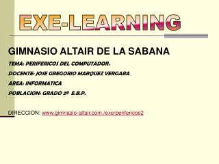 EXE-LEARNING