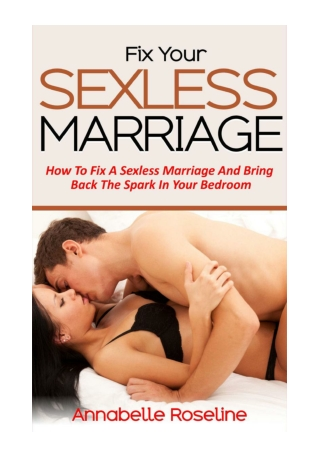 [PDF] Fix Your Sexless Marriage by Amber Roseline