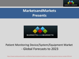 Patient Monitoring Systems Market