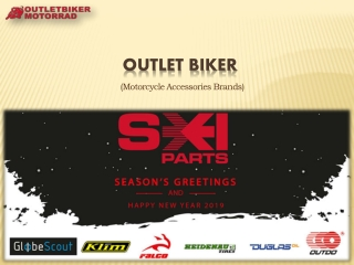 Buy Branded Motorcycle Accessories and Parts at Outlet Biker