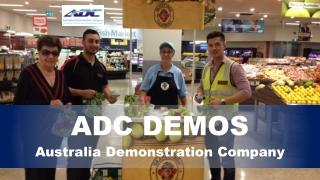 Product Demonstration – The Growing Significance in The Merchandise Industry
