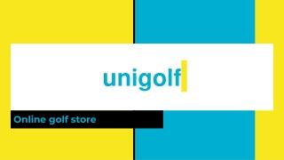 Unigolf  golfbase store  golf accessories online