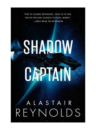 [PDF] Shadow Captain by Alastair Reynolds