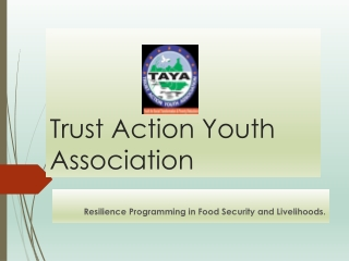 Trust Action Youth Association