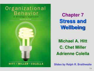 Chapter 7 Stress and Wellbeing