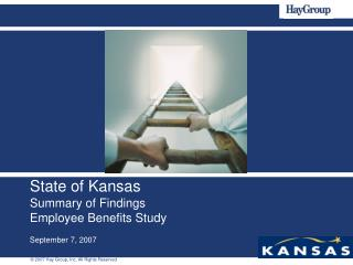 State of Kansas   Summary of Findings Employee Benefits Study