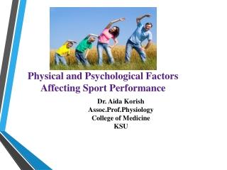Dr. Aida Korish Assoc.Prof.Physiology College of Medicine KSU