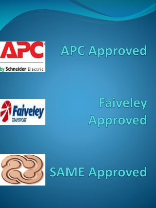 APC Approved F aiveley Approved SAME Approved
