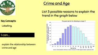 Crime and Age
