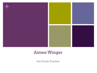 Aimee Winger