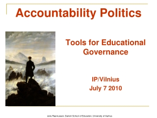 Accountability Politics