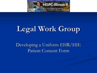 Legal Work Group