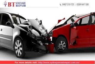 Car Smash Repairs in Sydney-Sydney Smash Repairs
