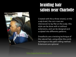 Braiding And weaving charlotte Nc