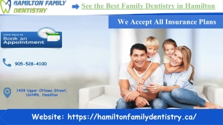 Get the Best Dental Services in Hamilton