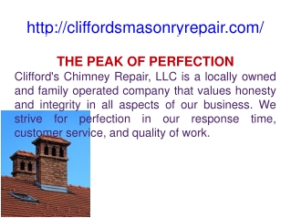 Mason, Concrete Repair, Brick layer at Louisville KY