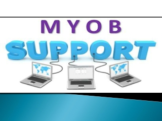 Myob support