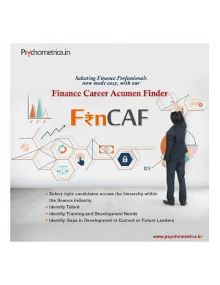 Psychometric Test For Finance Manager