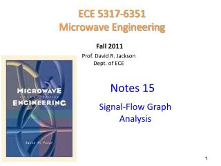 Prof. David R. Jackson Dept. of ECE