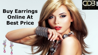 Buy Earrings Online At Best Price