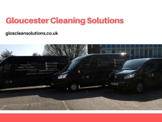 High Quality Reach and Clean Window Cleaning Service - gloscleansolutions.co.uk