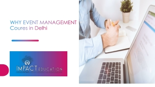 Best institute for mba in event management
