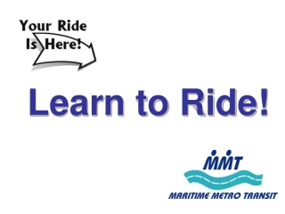 Learn to Ride!