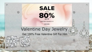 Valentine Day Jewelry