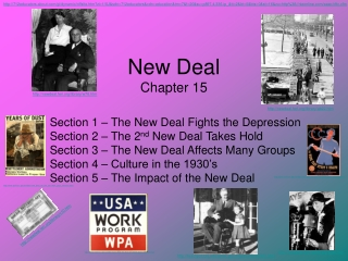 New Deal Chapter 15