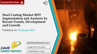 Steel Casting Market Research Report 2019