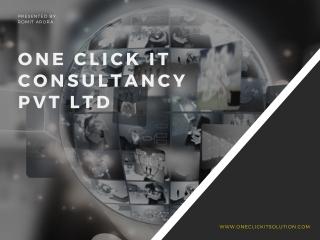 OneClick Software Development Company