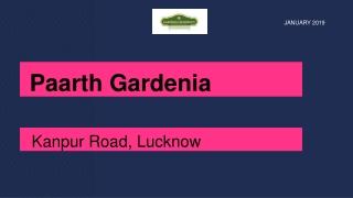 Paarth Gardenia Residency