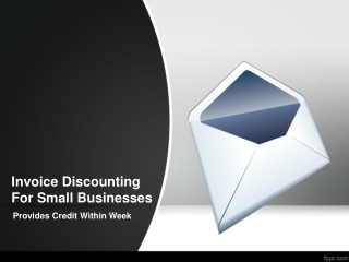 Invoice Financing For Businesses