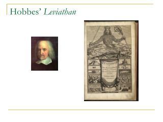 Hobbes'  Leviathan