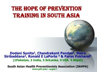 The Hope of Prevention Training in South Asia