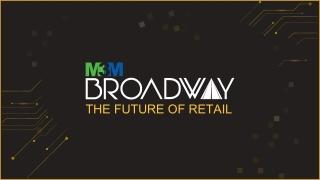 M3M Broadway - Next Big Thing at Golf Course Road Extn, Gurgaon