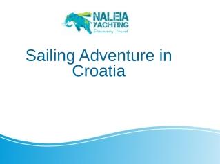 Best Sailing Adventure in Croatia