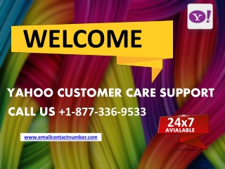 Email Contact Support Number 1-877-336-9533