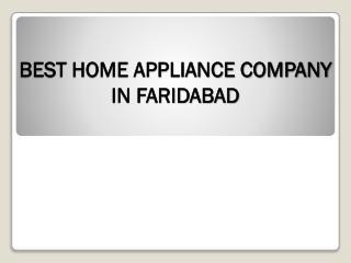 Refrigerator Repair Service in Faridabad, Delhi, Noida, Gurgaon & Ghaziabad