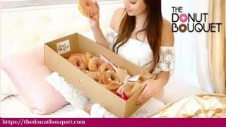Donut Bouquet Las Vegas - The Donut Bouquet