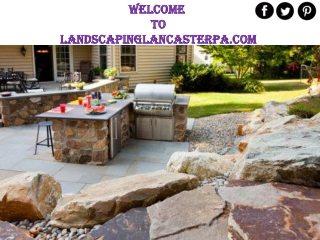 Landscaping Services in Lancaster