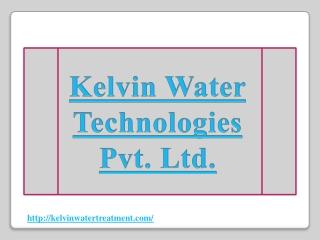 Sewage Treatment Plant | STP Maintenance Services