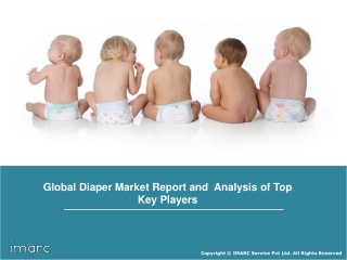 Diaper Market: Global Share, Size, Trends, Industry Analysis and Forecast Till 2023
